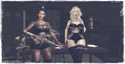Baddest girls in town2