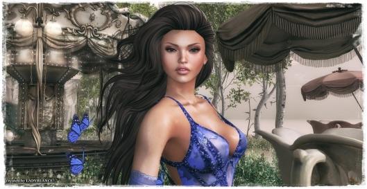 Vestido azul 2