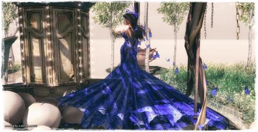Vestido azul 4