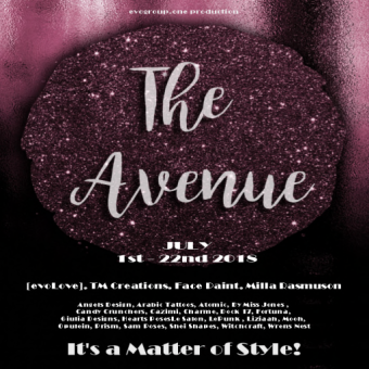 The Avenue Poster - Round 20 - 2018-07.png